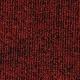 Иглопробивное ковровое покрытие на резиновой основе Can-Can (Кан-Кан) цвет красный