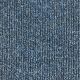 Иглопробивное ковровое покрытие на резиновой основе Can-Can (Кан-Кан) цвет светло-голубой