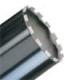 Алмазные сверлильные коронки с сегментами CD55X