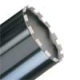 Алмазные сверлильные коронки с сегментами CD88X